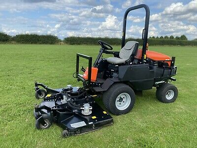 £8995 • Buy 2016 RANSOMES JACOBSEN HR300 OUT FRONT DIESEL RIDE SIT ON LAWN MOWER - 6ft DECK