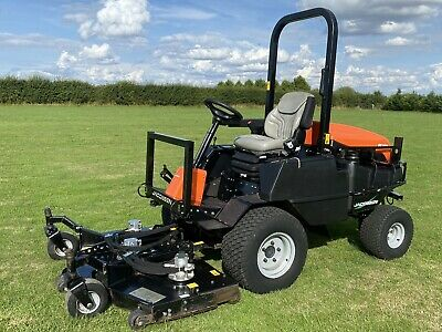£8595 • Buy 2016 Ransomes Jacobsen Hr300 Out Front Diesel Ride Sit On Lawn Mower