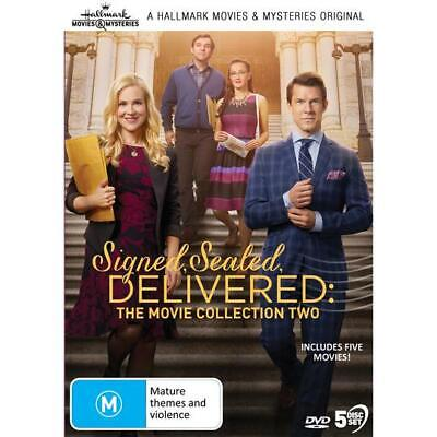AU49.90 • Buy Signed,Sealed, DELIVERED: The Movie Collection 2 (Dvd,2020)