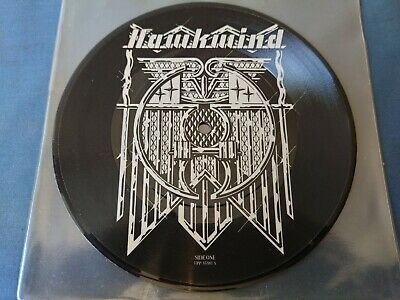 £11 • Buy Hawkwind - Silver Machine  7  Picture Disc Single United Artists UPP 35381