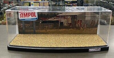 £42.44 • Buy Ampol Outback Tiny Dioramas 1:18 Scale Display Case Diorama For Model Car