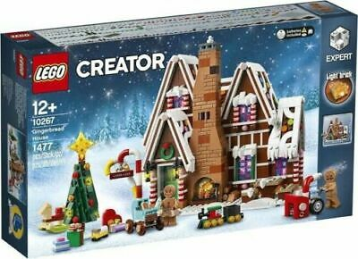 AU219 • Buy LEGO CREATOR 10267 Gingerbread House BRAND NEW And SEALED!
