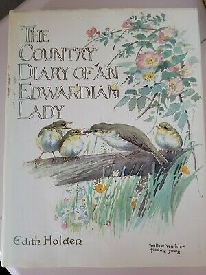 £12 • Buy The Country Diary Of An Edwardian Lady By Edith Holden