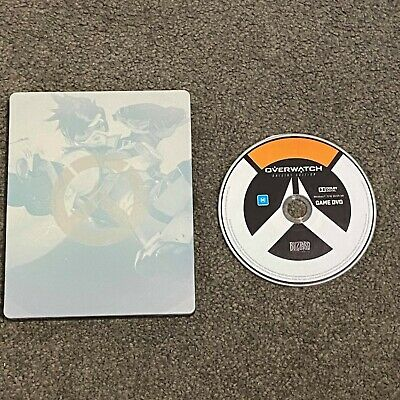 AU49 • Buy Overwatch Origins Edition Game Disc + Collectors Edition Hard Case (Like New)