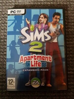 £15 • Buy The Sims 2: Apartment Life Expansion Pack (PC DVD-ROM)