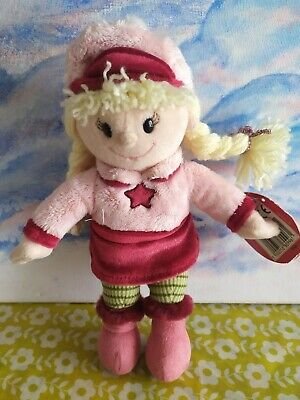 £8 • Buy Official TESCO Chilly And Friends Emily Pink Plush Doll