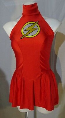£27.69 • Buy The Flash Adult Womens Costume Size Small T1