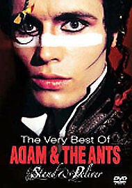 £29.99 • Buy Adam And The Ants - Stand And Deliver - The Very Best Of (DVD, 2006, 2-Disc Set)