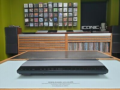 £245 • Buy Bang & Olufsen BeoMaster 3500 Tuner Amplifier B&O Fully Working, Serviced