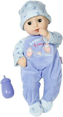 £23.99 • Buy ZAPF CREATIONS MY FRST BABY ANNABELL LITTLE ALEXANDER 36cm DOLL WITH BOTTLE