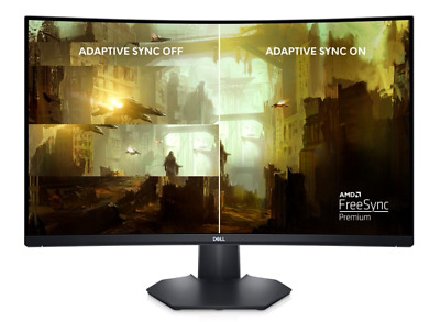 AU498.75 • Buy Dell 32 Curved Gaming Monitor - S3222HG