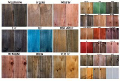£2.90 • Buy Wood Furniture Stain - Dye For Interior Wood - Water Based