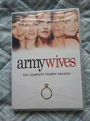 £11.50 • Buy ARMY WIVES: COMPLETE FOURTH SEASON (NTSC Region 1 DVD Vg Condition