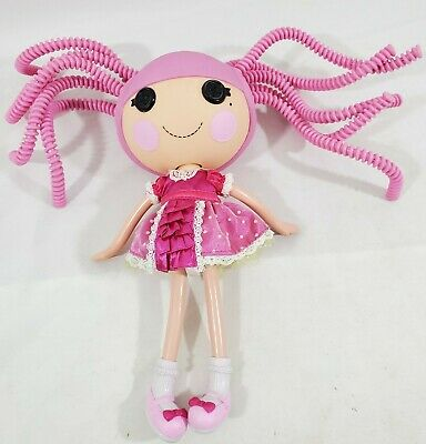 £40.28 • Buy Lalaloopsy Full Size Dolls 12  Inch With Clothes Big Pink Hair Braids Girls Toy