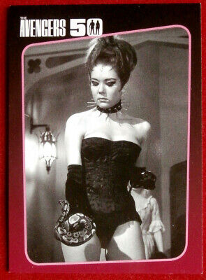 £12.99 • Buy THE AVENGERS - Chase Card F1 - EMMA PEEL, QUEEN OF SIN - Diana Rigg - 2012