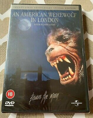 £4.55 • Buy An American Werewolf In London 2 Disc Twenty-First Special Edition New DVD