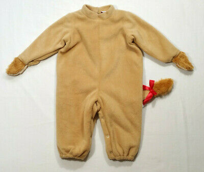 £9.27 • Buy Baby Lion Size Small Halloween Costume Kid Child Toddler Jumpsuit And Tail ONLY