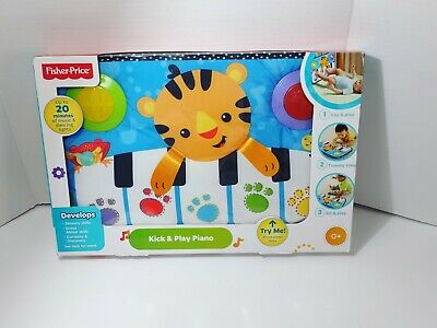 £25.45 • Buy Fisher-Price CCW02 Kick And Play Piano New Sealed