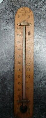 £29.95 • Buy Vintage Thermometer Railway Carriage BR