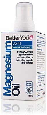 £9.34 • Buy BetterYou Magnesium Oil Joint Spray - 100ml