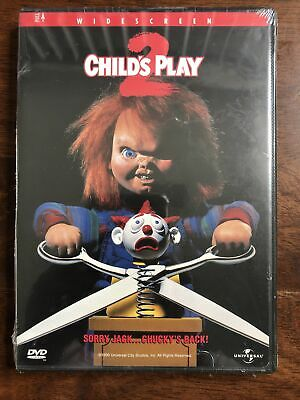 £6.61 • Buy Child's Play 2 DVD Alex Vincent NEW