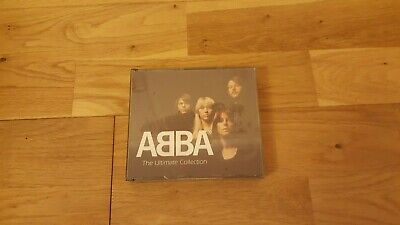 £29.95 • Buy Abba The Ultimate Collection Reader's Digest Cd X4 2003 Brand New And Sealed