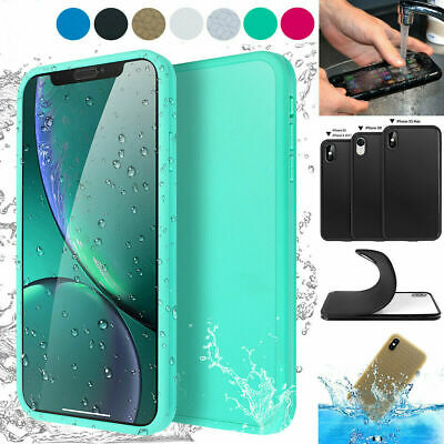 AU9.48 • Buy For IPhone 11 Pro Max XS XR 8 7 Shockproof Waterproof TPU Full Body Case Cover