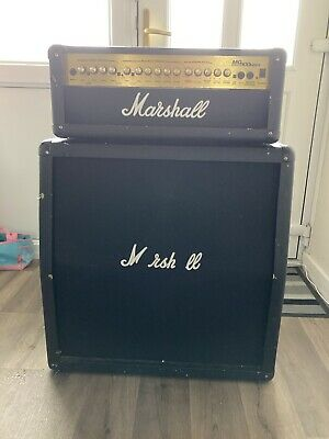 £220 • Buy Marshall MG 100HDFX Amp And Speaker Cab