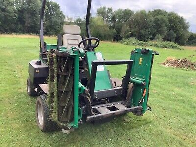 £4995 • Buy Ransom Highway 2130 Ride On Mower 8' Triple Cylinder Grass Cutter Refurbished