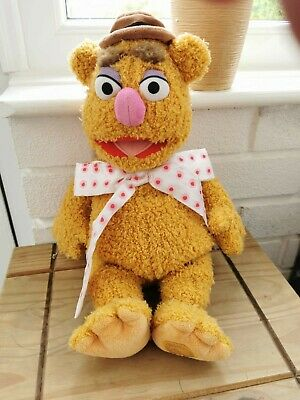 £10 • Buy The Muppets Fozzie Bear Plush Soft Toy Disney Store 16 Inch.