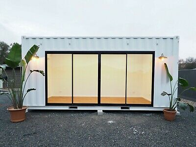 AU29000 • Buy Shipping Container 20ft High Cube Studio Office Gym Spare Room