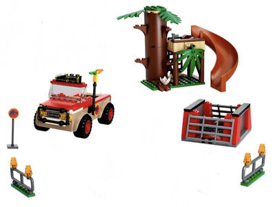 £18.50 • Buy LEGO 76939 Jurassic World Tree House, Off-Roader, Dino Pen Builds Only