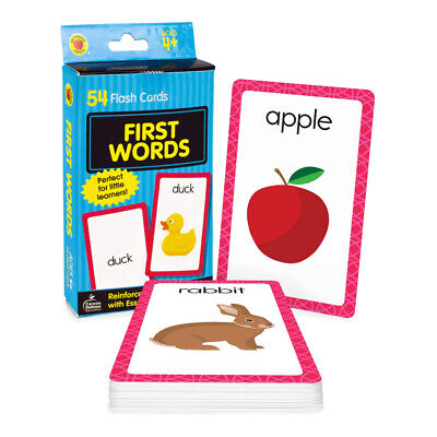 £3.69 • Buy Baby Book First Words Brighter Child Flash Cards For Toddler And Kid Gift UK Shi