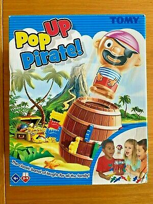 £5 • Buy TOMY Pop-Up Pirate Game