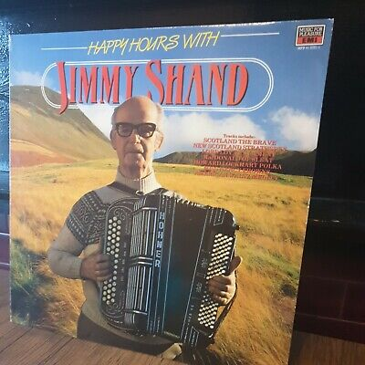 £2.99 • Buy Happy Hours With Jimmy Shand. 12 Inch Vinyl LP