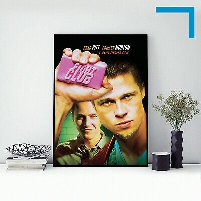 £7.25 • Buy 1999 FIGHT CLUB - Movie Film Poster Print - A3 A4 A5 - Home Decor/Wall Art