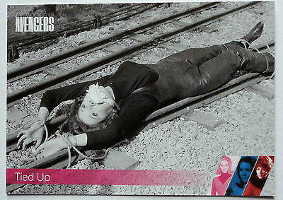 £3.99 • Buy The Women Of The Avengers - Card #21 - Tied Up - Emma Peel / Diana Rigg - 2014