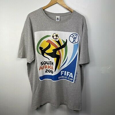 £20 • Buy Vintage 2010 South Africa Fifa World Cup T-Shirt