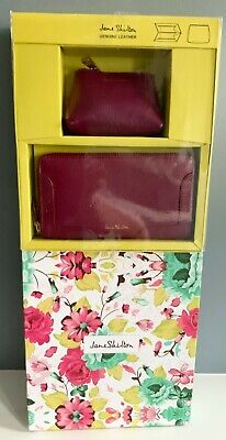 £14.95 • Buy Jane Shilton Leather Wallet And Coin Purse Designer Gift Box Ideal Gift New
