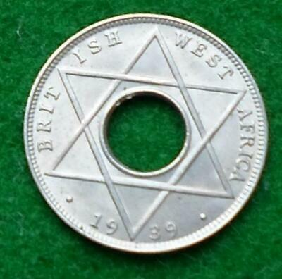 £1 • Buy 1939 British West Africa 10th Of A Penny.