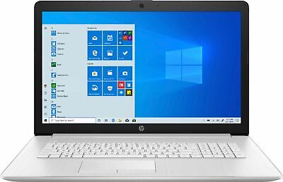 View Details HP - 17.3  Laptop - Intel Core I5 - 8GB Memory - 256GB SSD - Natural Silver • 549.99$