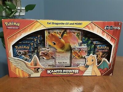 $185 • Buy Pokemon Tcg Kanto Power Collection (dragonite-ex) Evolutions New Sealed Package
