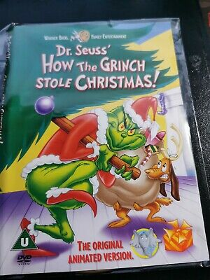 £0.99 • Buy How The Grinch Stole Christmas. Dvd U