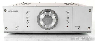 £933.81 • Buy Musical Fidelity A308 Stereo Power Amplifier; A-308; Silver (No Remote)