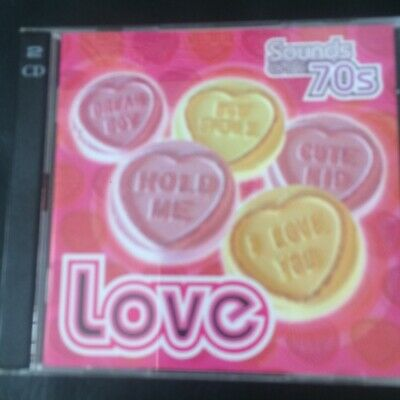 £40 • Buy Time Life Sounds Of The 70s LOVE