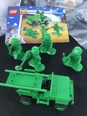 £18.91 • Buy Lego Toy Story Army Men On Patrol 7595 With Instructions Retired