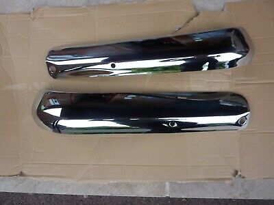 £250 • Buy ROVER P4 Front Bumper Outer Sections.    1959 - 64  Models.  Rechromed.  Superb.