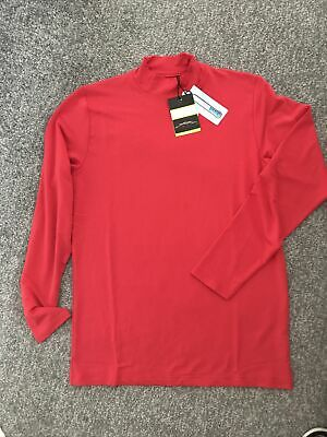 £10.99 • Buy Cotton Traders Golf Mens Base Layer Long Sleeve Top Size 2XL Bnwt