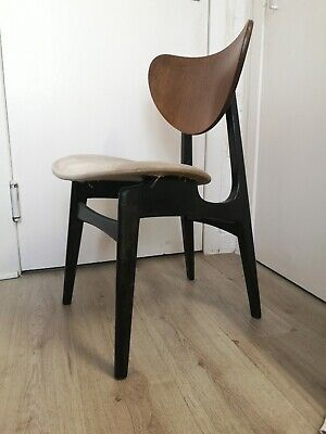 £100 • Buy GPlan E Gomme Librenza 'Butterfly' Dining Chair X 1 - 1950s G-plan