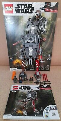 £35 • Buy Lego Star Wars Mandalorian 75254 AT-ST Raider - 100% Complete - New Condition